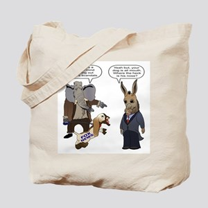 Fox News Goes After Obama Tote Bag