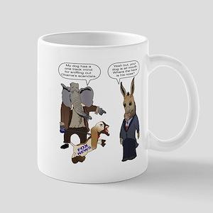 Fox News Goes After Obama Mug
