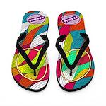 rAdelaide flip flops
