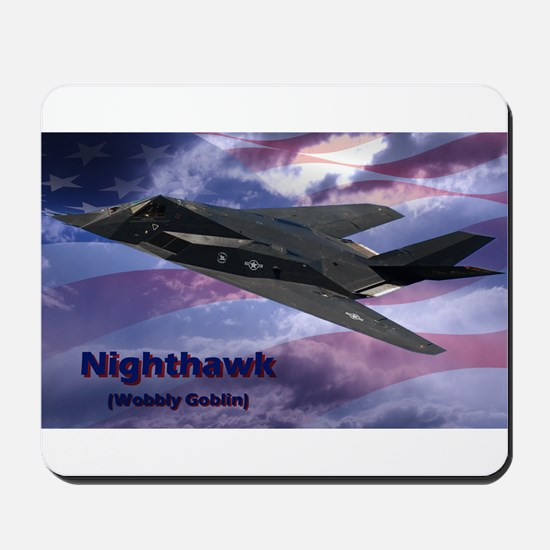 Stealth Fighter Mousepad