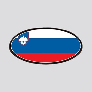 Slovenia - National Flag - Current Patch