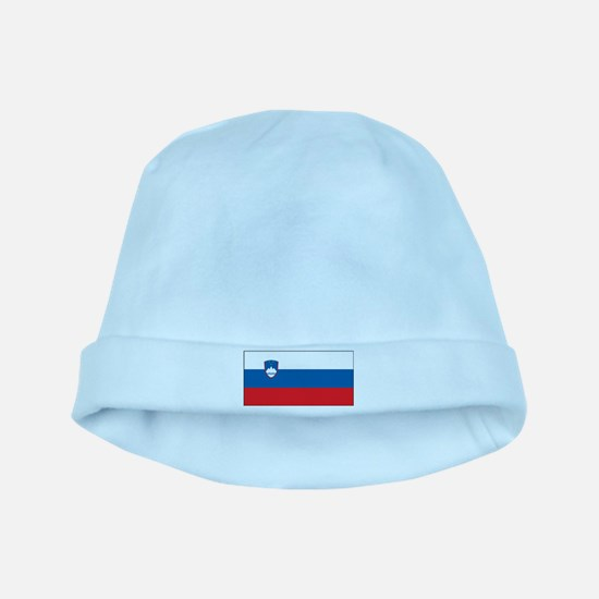Slovenia - National Flag - Current Baby Hat