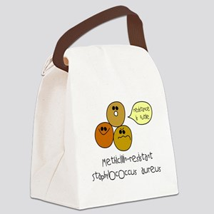 mrsa Canvas Lunch Bag