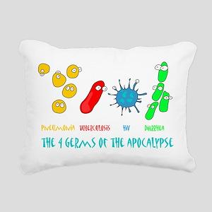 apoc Rectangular Canvas Pillow
