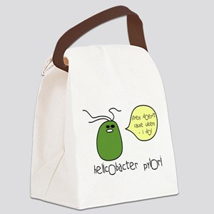 ulcer Canvas Lunch Bag