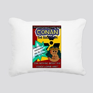 conan Rectangular Canvas Pillow