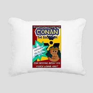 conan Rectangular Canvas Pillow