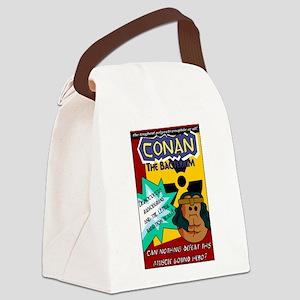 conan Canvas Lunch Bag