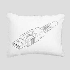 rockon Rectangular Canvas Pillow