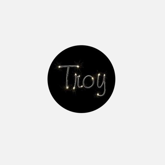 Troy Spark Mini Button