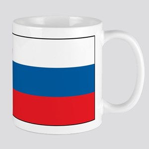 Slovenia - National Flag - Current 11 oz Ceramic M