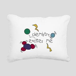 chem4 Rectangular Canvas Pillow
