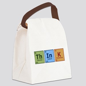 Think 2 Canvas Lunch Bag