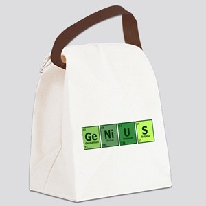 geniustrans Canvas Lunch Bag