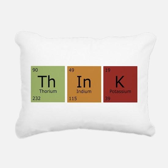 3-thinktrans.png Rectangular Canvas Pillow