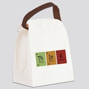3-thinktrans Canvas Lunch Bag