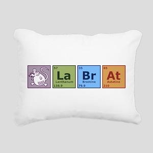 labrattrans Rectangular Canvas Pillow