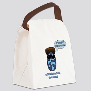 Mitochondria Canvas Lunch Bag