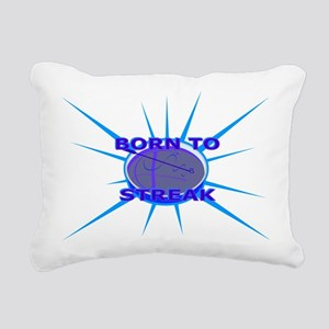 bacterialove Rectangular Canvas Pillow