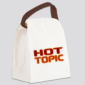 Hot Topic Canvas Lunch Bag