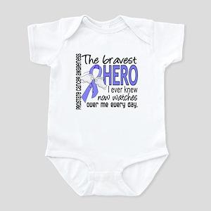 Bravest Hero I Knew Prostate Cancer Gifts Infant B