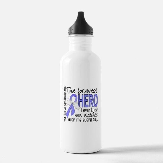Bravest Hero I Knew Prostate Cancer Gifts Stainles