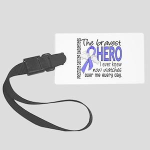 Bravest Hero I Knew Prostate Cancer Gifts Large Lu