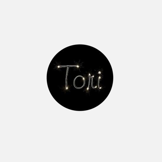 Tori Spark Mini Button