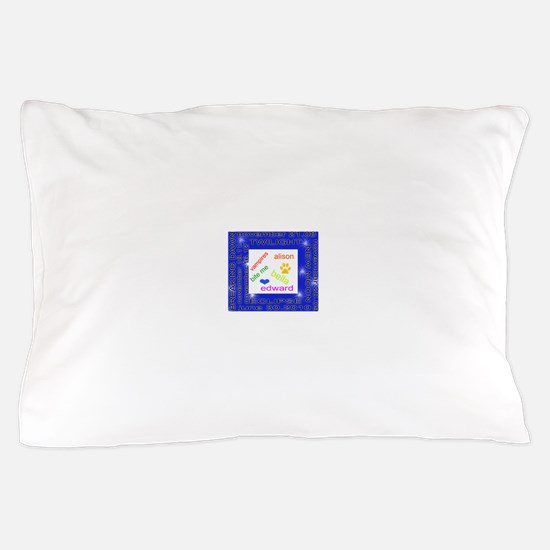 Twilight date Pillow Case