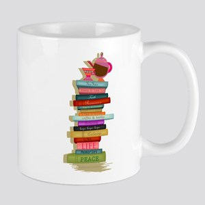 The Many Books of Life Mug
