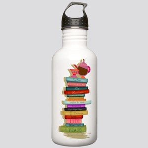 The Many Books of Life Stainless Water Bottle 1.0L
