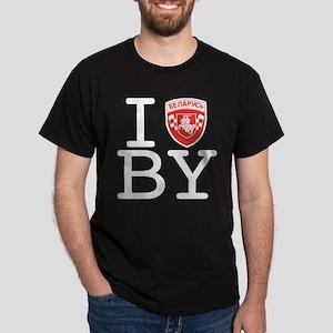 Pahonia Love Dark T-Shirt