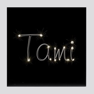Tami Spark Tile Coaster