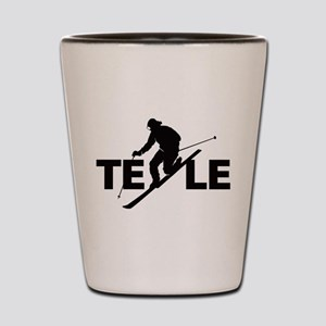 TELE Shot Glass
