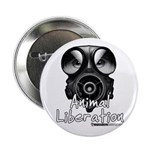 """animal-liberation07 2.25"""" Button (100 pack)"""