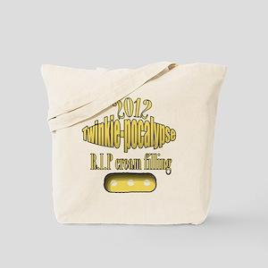 R.I.P cream filling Tote Bag