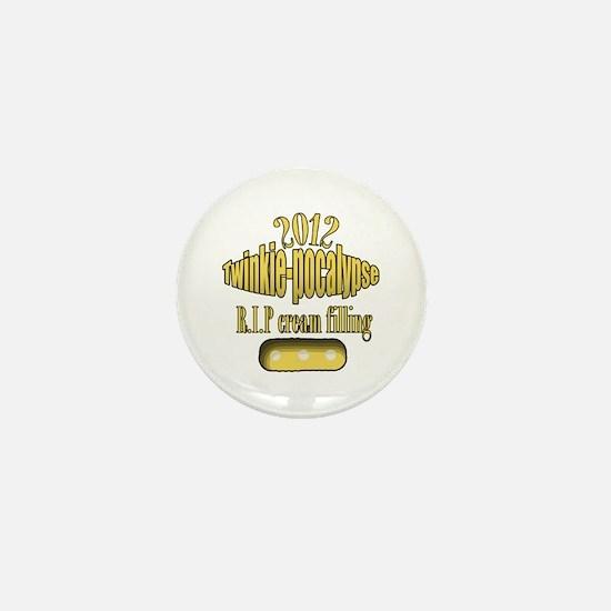 R.I.P cream filling Mini Button