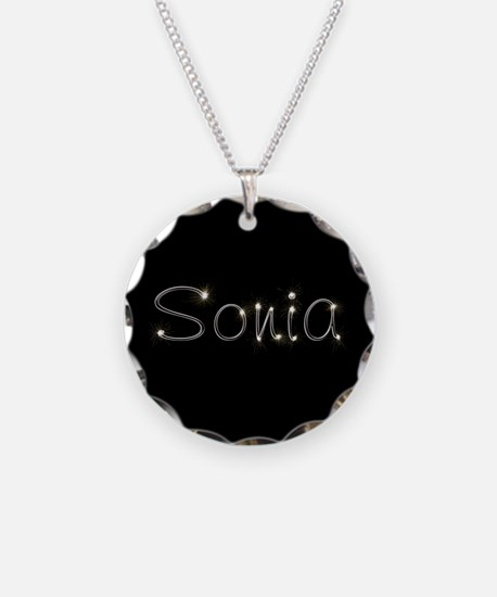 Sonia Spark Necklace