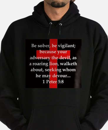1 Peter 5-8 Sweatshirt