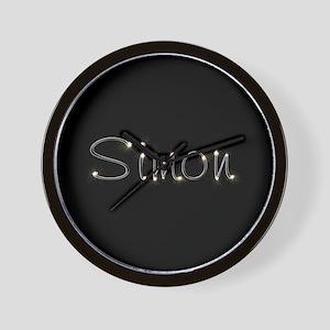 Simon Spark Wall Clock