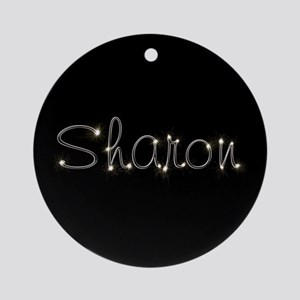Sharon Spark Ornament (Round)