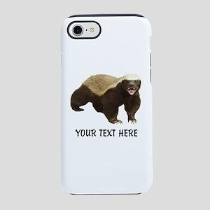 Honey Badger Customized iPhone 7 Tough Case