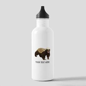 Honey Badger Customize Stainless Water Bottle 1.0L