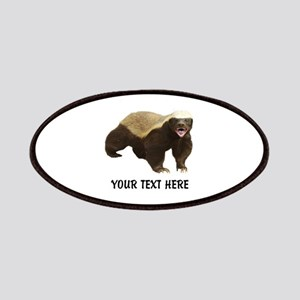 Honey Badger Customized Patch