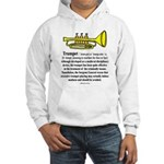 Trumpet Hooded Sweatshirt