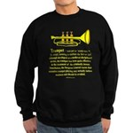 Trumpet Sweatshirt (dark)