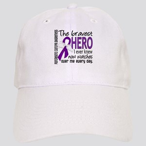 Bravest Hero I Knew Pancreatic Cancer Cap