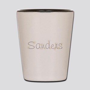 Sanders Spark Shot Glass