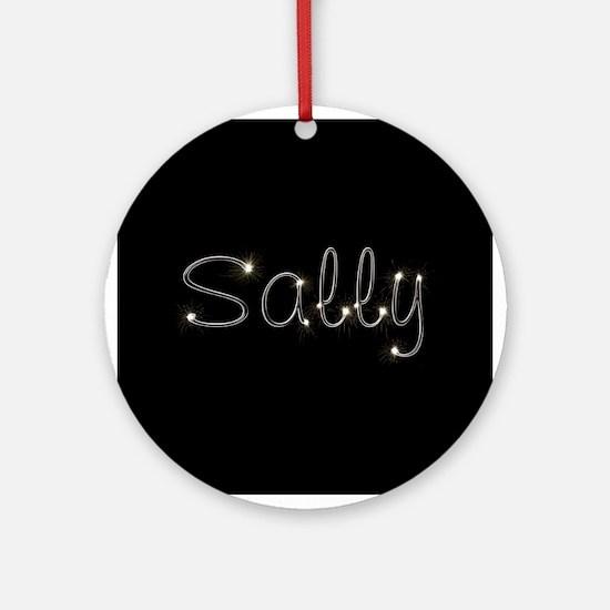 Sally Spark Ornament (Round)