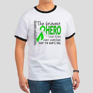 Bravest Hero I Knew Muscular Dystrophy Ringer T